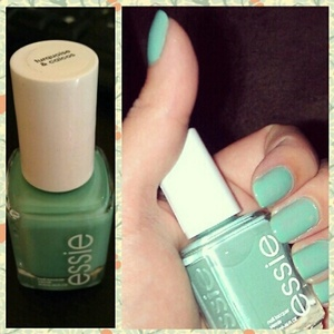 my favorite spring color from Essie
