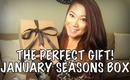 ♡The PERFECT gift for her! Seasons Box Unboxing! (Health & Beauty + More!)