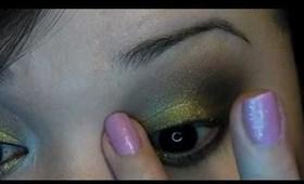 *Bold Gold* Makeup Tutorial