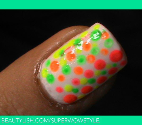 Very Easy Nail Design -nail Art Easy Nail Design For