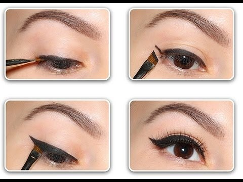 how to apply eyeliner olga blik video beautylish. Black Bedroom Furniture Sets. Home Design Ideas