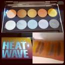 Heat wave pallet