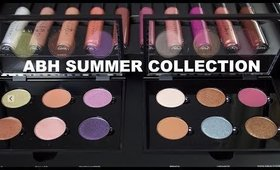 ABH SUMMER COLLECTION 2017 swatches