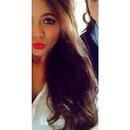Red lippy 😘🌸