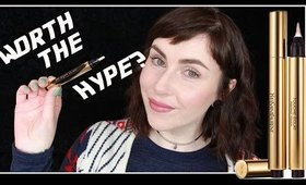 Worth the Hype? YSL Touche Eclat Highlighter Pen (Indepth review) | LetzMakeup