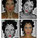 Betty Boop Transformation