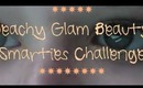 Beachy Glam Beauty Smarties Challenge