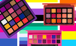 Somewhere Beyond the Rainbow: Makeup Inspired by 8 Different Pride Flags