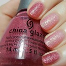 China Glaze Shell we Dance and Wish on a Starfish
