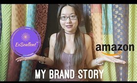 My First Product went LIVE on Amazon! Brand Story & GIVEAWAY