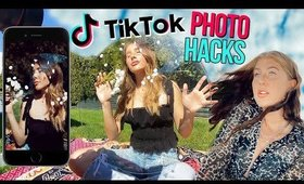 I Tested VIRAL TikTok PHOTO HACKS..You won't believe what actually worked