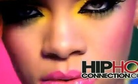 "Rihanna ""Who's That Chick"" Official Music Video Makeup"
