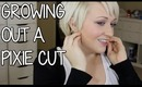 GROWING OUT A PIXIE CUT: How to Cut Your Hair