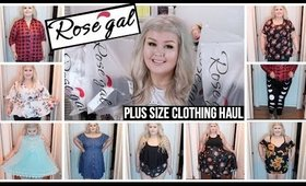 Rosegal Affordable Plus Size Try On Haul | Sept 2019