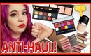 Anti Haul #9 (Makeup I'm Not Buying) MAC, ABH, Colourpop, Marc Jacobs