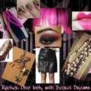 Fantastic rocker chic look, with Secret Dreams Jewelry