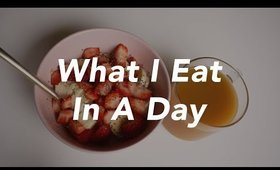 What I Eat In A Day To Lose Weight | Olivia Frescura
