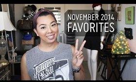 November 2014 Favorites  |  Style Minded