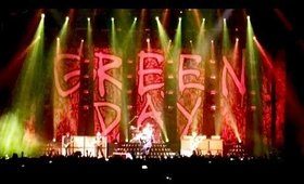Green Day Live Concert Revolution Radio Tour May 2017 Rod Laver Arena Melbourne