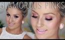 ♡ Shaaanxo GRWM | Glamorous Pinks! ♡