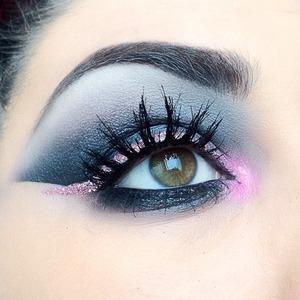 Follow me on Instagram @ makeupmonsterkiki. Thanks for the love ;).