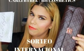 SORTEO INTERNACIONAL COLLAB CON YANERIS MAKEUP