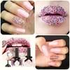 Caviar nails & lips