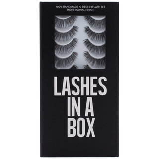LASHES IN A BOX N°19