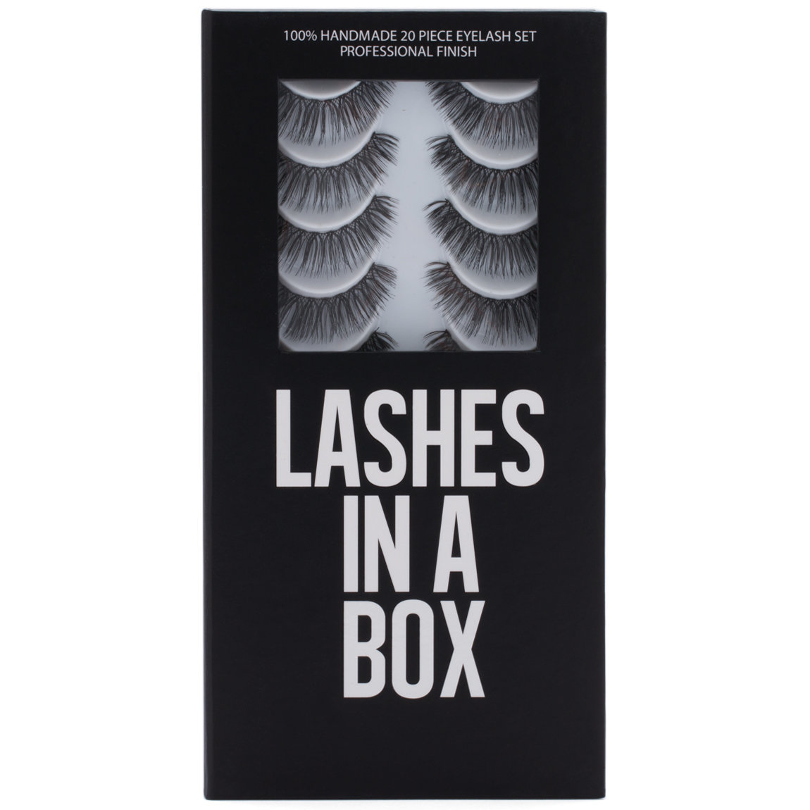LASHES IN A BOX N°19 product swatch.