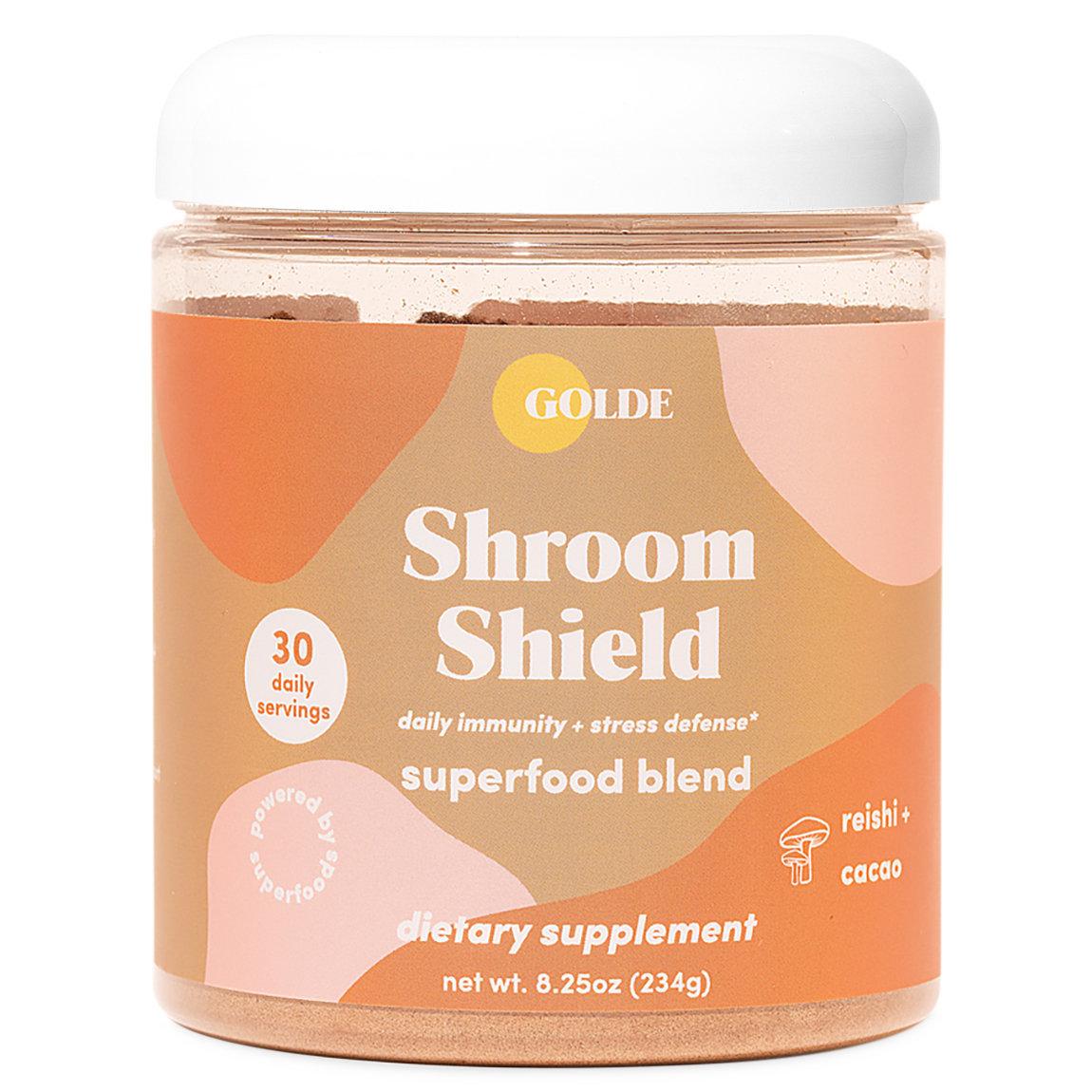 Golde Shroom Shield alternative view 1 - product swatch.