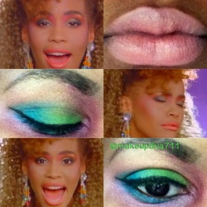 Whitney Houston's Dance With Somebody Video
