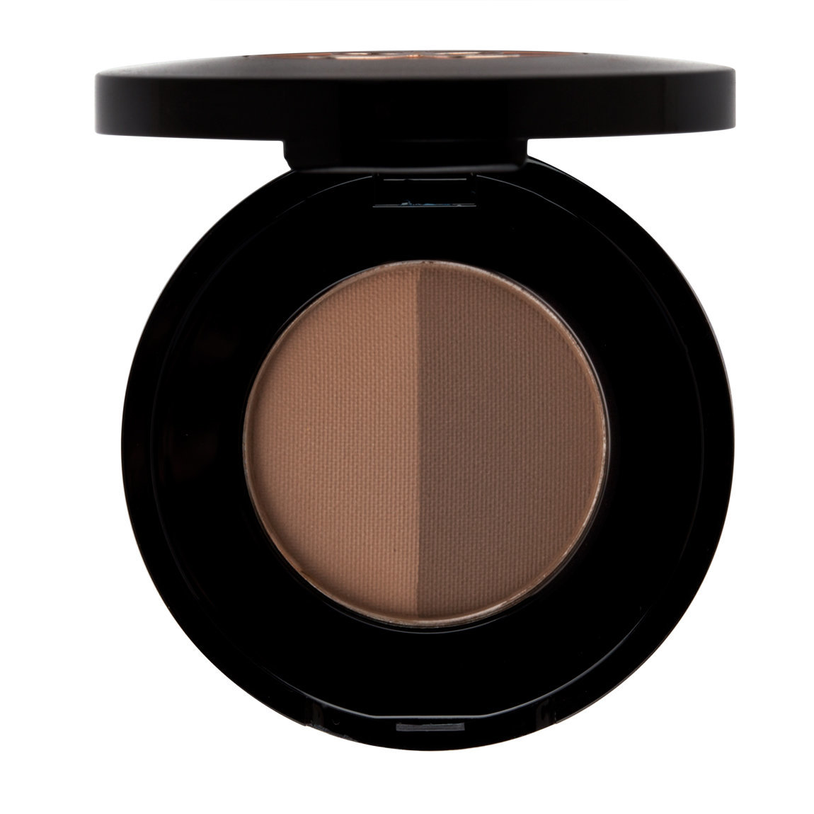 Anastasia Beverly Hills Brow Powder Duo Dark Brown product smear.