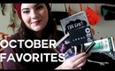October Favorites! Beauty, Music, Fashion & A Book! | OliviaMakeupChannel