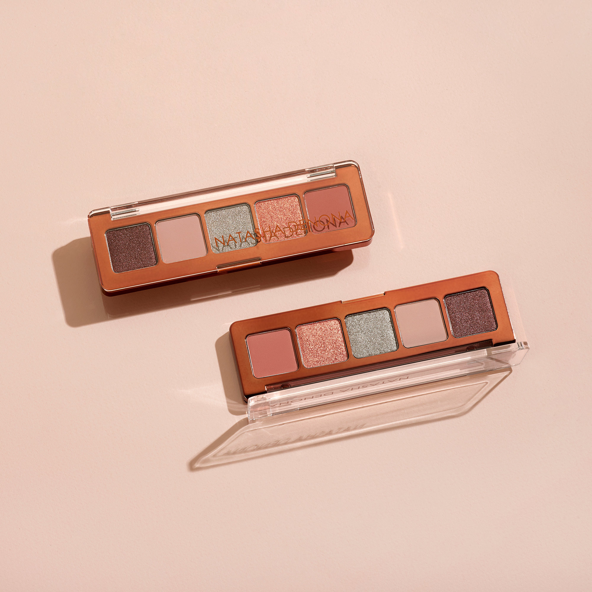 Alternate product image for Mini Zendo Palette shown with the description.