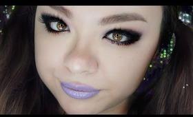 Metal Chick Makeup Tutorial ▼