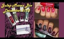 Julep Maven Box December 2013 Swatches + 2 Nail Designs