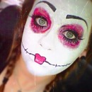 Halloween doll