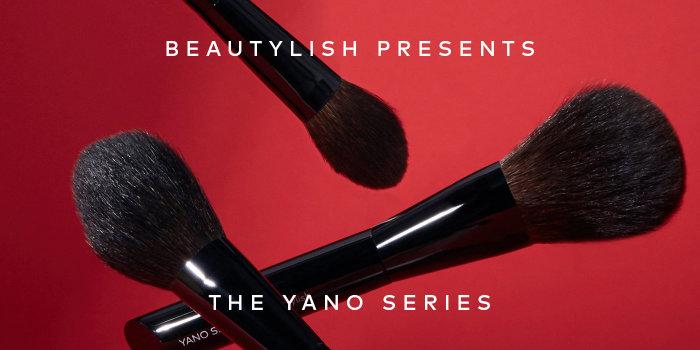 Introducing the Yano Brush Series. Shop now on Beautylish.com