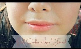 Pink Ombre Lips Tutorial