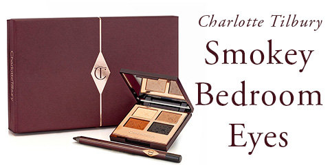 Special for Black Friday Weekend: Charlotte Tilbury: The Smokey Bedroom Eyes Set