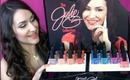 IT'S HERE!!! The JulieG Nail Polish Collection