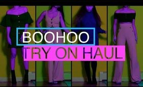 BOOHOO Try On Haul | Holiday Fashion for Petite | AirahMorenaTV