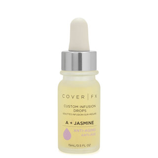 Custom Infusion Drops A + Jasmine - Anti-Aging