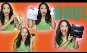 Collective Haul!- Bobbi Brown, Dior, Kinky Curly & More!!!! - MsTrueHappiness