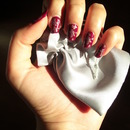 Baroque manicure #3