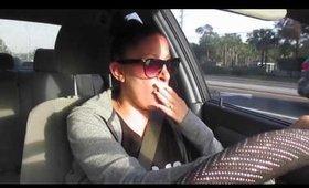 VLOGMAS Day 13 * 14 Driving | Panera | Target