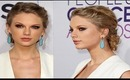 Taylor Swift People Choice Awards 2013 Inspired Make up