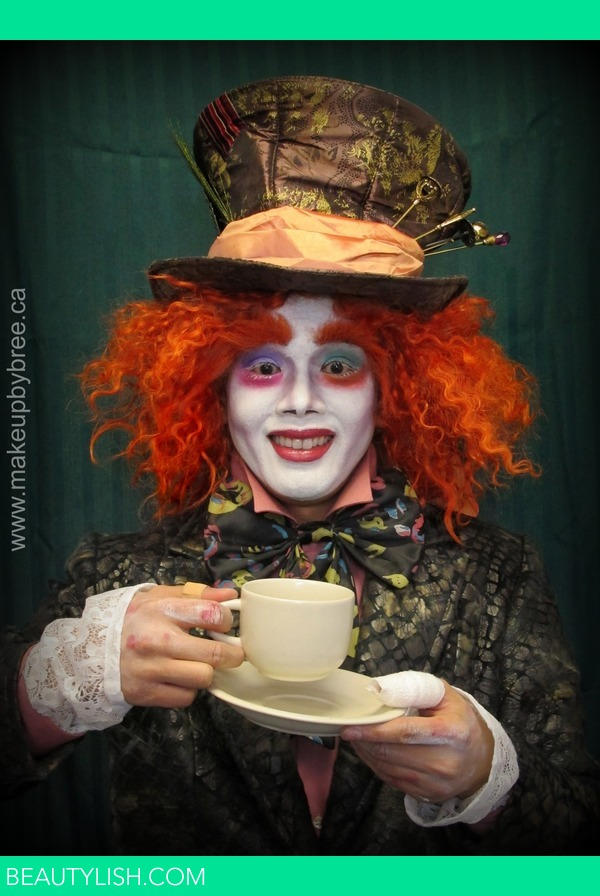 Mad Hatter Makeup Breanna B S Photo Beautylish